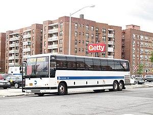 Prevost Car - New York City Transit Prévost X3-45