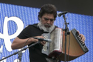 Celso Piña Mexican singer-songwriter, musician, producer