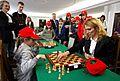 Małgorzata Adamczak Szachiści grają dla Polonii Senat RP.JPG