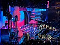 Mabel performing at the BRIT Awards 2020.jpg