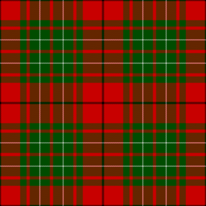 Clan Cumming - Image: Mac Aulay or Comyn tartan (Logan)