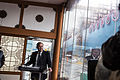 Maersk Line CEO Søren Skou at the first Triple-E naming ceremony (9041671510).jpg