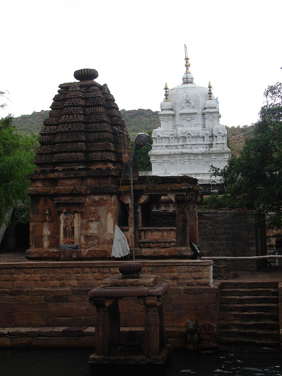 Mahakuta group of temples at Mahakuta