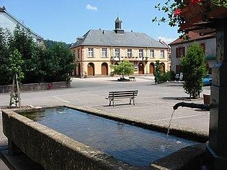 Saales - Town hall