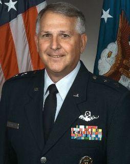 Paul J. Fletcher American Major General