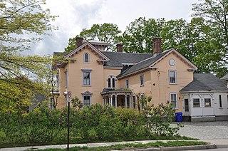 Alpheus Gay House