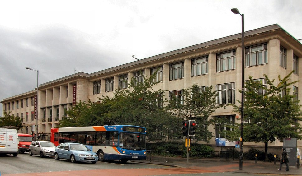 Manchester University Students Union Building (geograph 1963615)