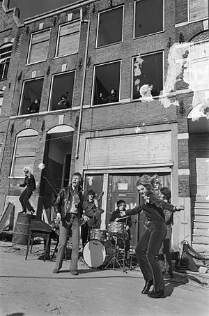 The Beat Room - Image: Manfred Mann Amsterdam