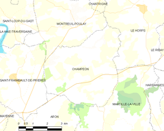 Map commune FR insee code 53051.png