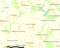 Map commune FR insee code 60327.png