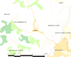 Map commune FR insee code 64235.png