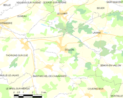 Map commune FR insee code 72118.png