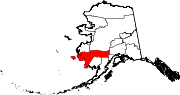 Map of Alaska highlighting Bethel Census Area.svg