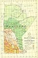 Map of Manitoba Showing Vegetative Belts (1934).jpg