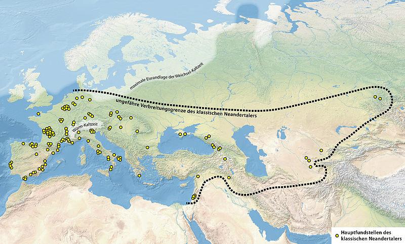 Datei:mapa neandertales clásicos.jpg