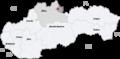 Map slovakia tvrdosin.png
