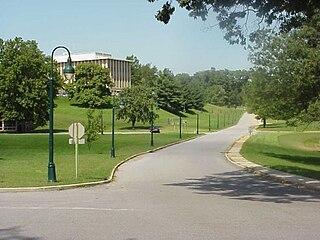 Spring Grove Hospital Center Hospital in Maryland, United States