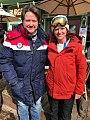 Marc Knapper and Donna Carpenter DV6h-JVV4AAGCni.jpg