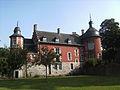 Marchienne-au-Pont - Château Bilquin-de Cartier - 33 - façade nord.jpg