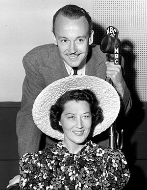 A Date with Judy - Paul McGrath and Margaret Brayton portrayed Judy's parents, Melvin and Dora Foster.