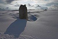 Margary Bradley stone - geograph.org.uk - 94302.jpg