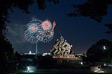 Celebrazioni dell'Independence Day a Washington D.C. nell'anno 2013.