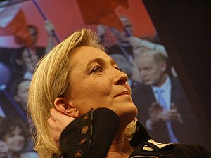 "Marine Le Pen - ""Convention présidentiell..."