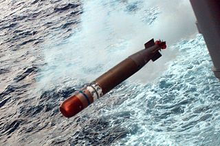 Mark 46 torpedo Lightweight antisubmarine torpedo