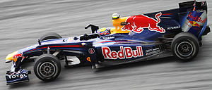 Formula One 2010 Rd.3 Malaysian GP: Mark Webbe...