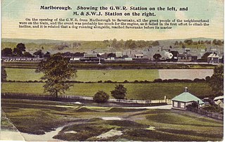 Marlborough railway stations