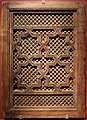 Marocco, garat da finestra, xvii-xviii secoilo.jpg