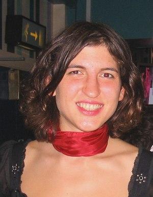 Marsha Shandur - Shandur in 2006