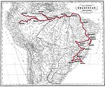 Martius and Spix route in Brazil 1817-1820.jpg