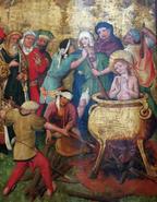 Martyrdom of saint Vitus