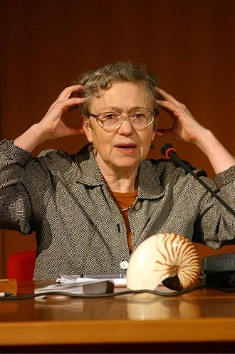 Mary Catherine Bateson - At a conference about Climate Disruption in 2004