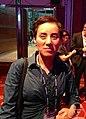 Maryam Mirzakhani in Seoul 2014.jpg