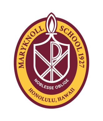 Maryknoll School - Image: Maryknoll School Logo 2017