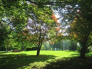 Marywood University - Marywood University Arboretum