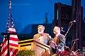 Master of Ceremonies Bill Pullman with Theodore Roosevelt (Joe Wiegand) (28718533133).jpg