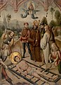 Master of the Saint Ursula Legend - Martyrdom of Saint Lawrence - BF265 - Barnes Foundation.jpg
