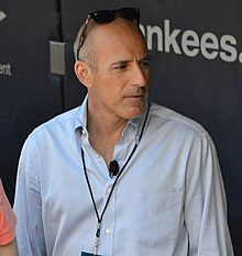 height Matt Lauer