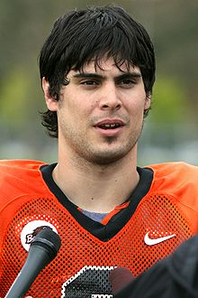 Matt Moore Spring Ball 2006 by GregKeene.jpg