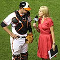 Matt Wieters and Heidi Watney (3).jpg