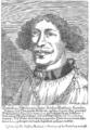 Matthias Kraus Kelheim Niederbayern bay.Rebell SpanischErbfolgeKrieg Österreichische Verhaftungsdarstellung 1706.PNG