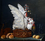 Mauritshuis David Teniers II Kitchen Interior Swan 14022016 1.jpg