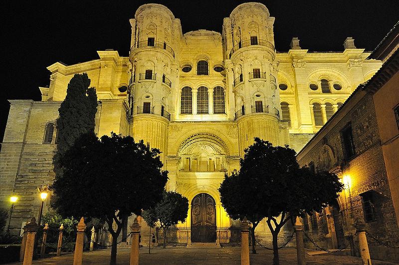 Malaga Centro - Malaga Katedrali