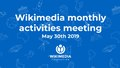 May 2019 Monthly Activities Meeting.pdf