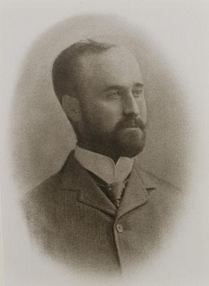 Charles William Jarvis - Image: Mayor Charles William Jarvis (14205287793)
