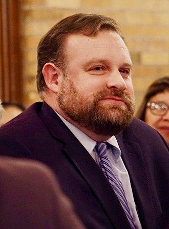 Cory Mason - Image: Mayor Mason