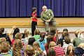 Mayor Summey speaks to Daniel Island 3rd class about local government (8116770095).jpg